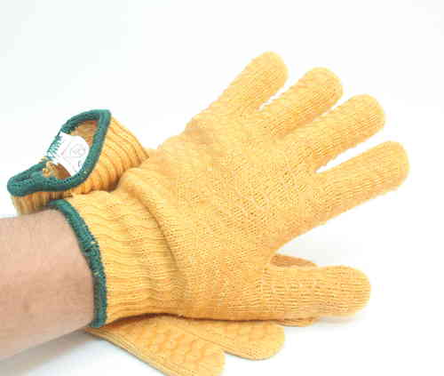 Rigger Glove, Yellow Gripper
