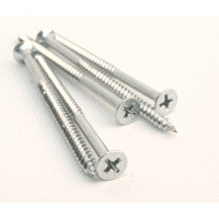 Drywall screws, Bugle head, Zinc plated 32mm. No longer available.