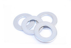Stainless Steel M 8 Washers Form B Grade A2. Box 100.