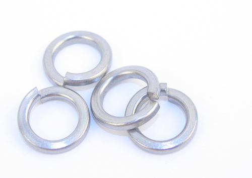 Stainless Steel M 8 Spring Washers Grade A2. Box 100